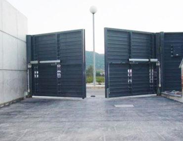 Puerta Batiente Chalet