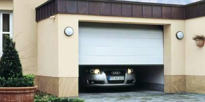 Cómo elegir la puerta de garaje correcta