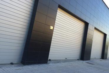 puertas enrrollable garajes